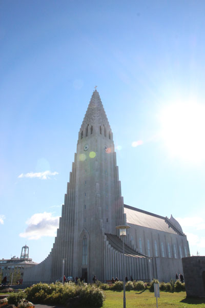 Hallgrimskirkja Church Iceland