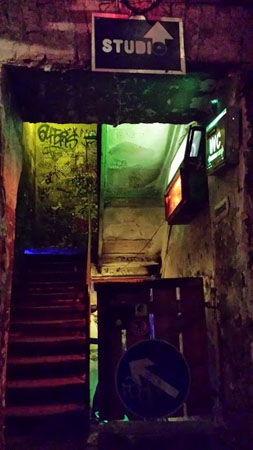 Szimpla Ruin Bar in Budapest 3
