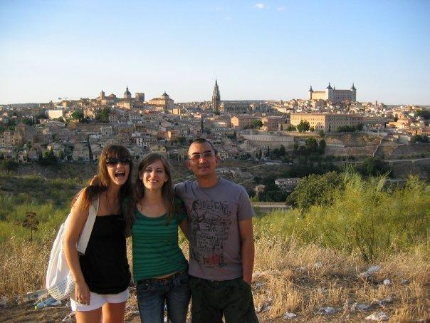 Toledo Spanyol