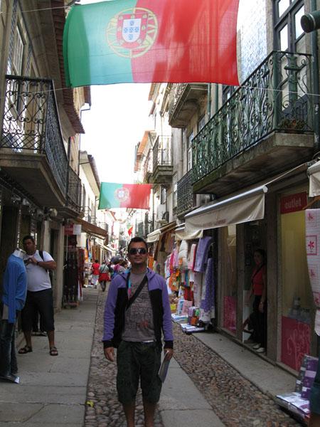 Valença Street Shops
