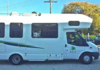 Campervan trip in New Zealand