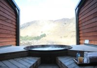 Onsen Hot Pools - Queenstown, New Zealand